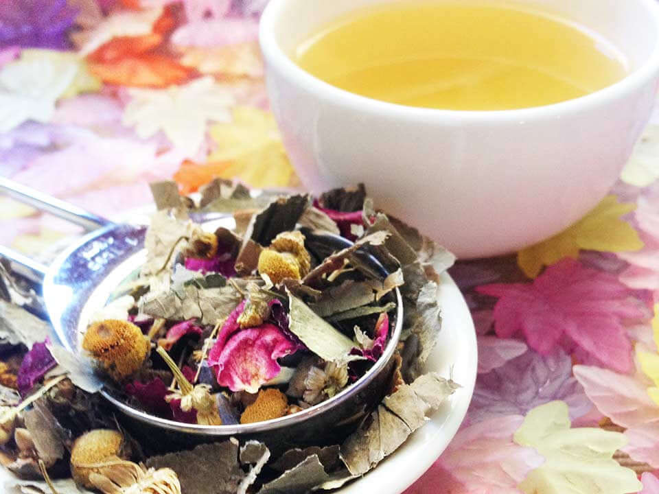 Calm Beauty-Retail / Tea-Teas.com.au