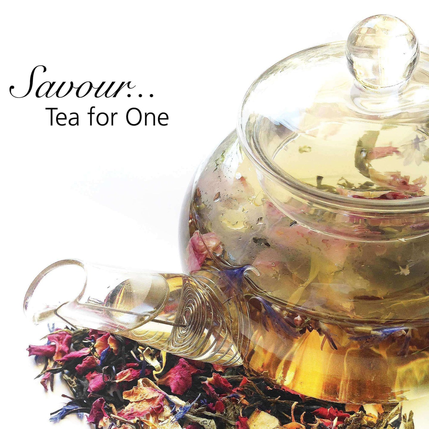 Tea for One Teapot 350ml - Buy from Teas.com.au