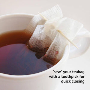Buy Disposable Tea bags 8x10cm Australia -Teas.com.au