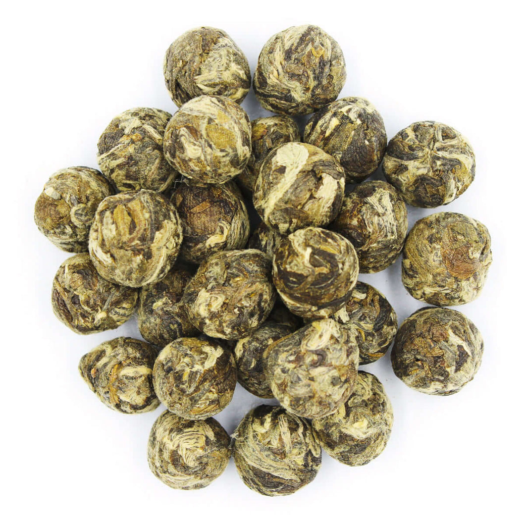 Top Grade Buddha Tears - Dragon Pearls - Teas.com.au