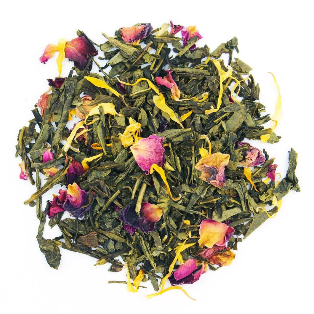 Mango Green Tea - Teas.com.au