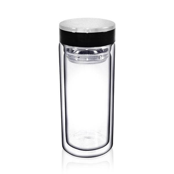Double Wall Bottle Infuser 420ml - Teas.com.au