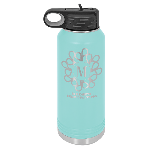 Water Bottle Teal