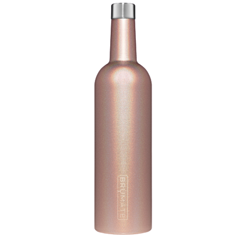 Winesulator Glitter Rose Gold