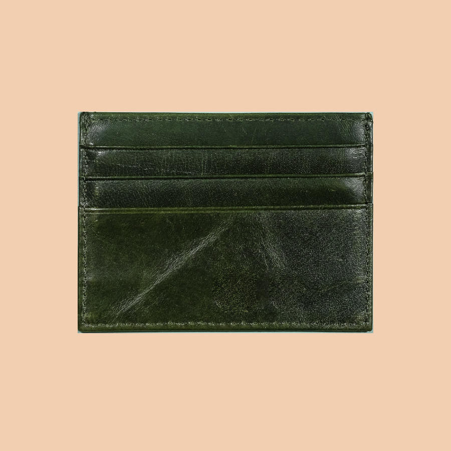 Khaki Royal Cardholder - Limited Edition