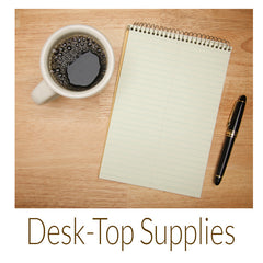 Desk-Top Supplies