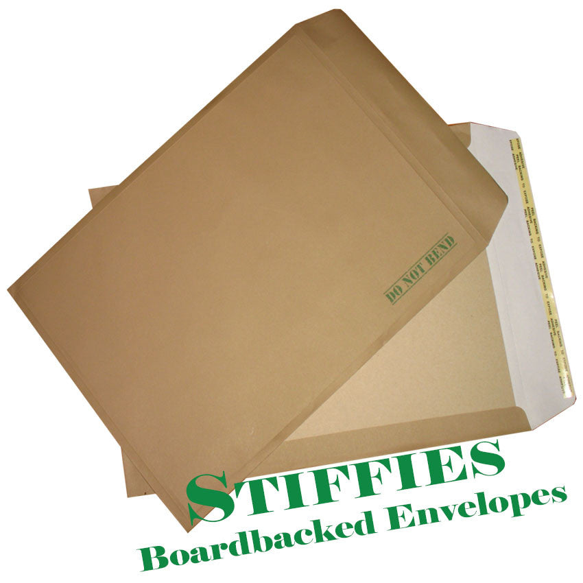 HARDBACKED ENVELOPES