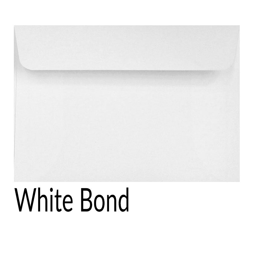 Colours; White Bond