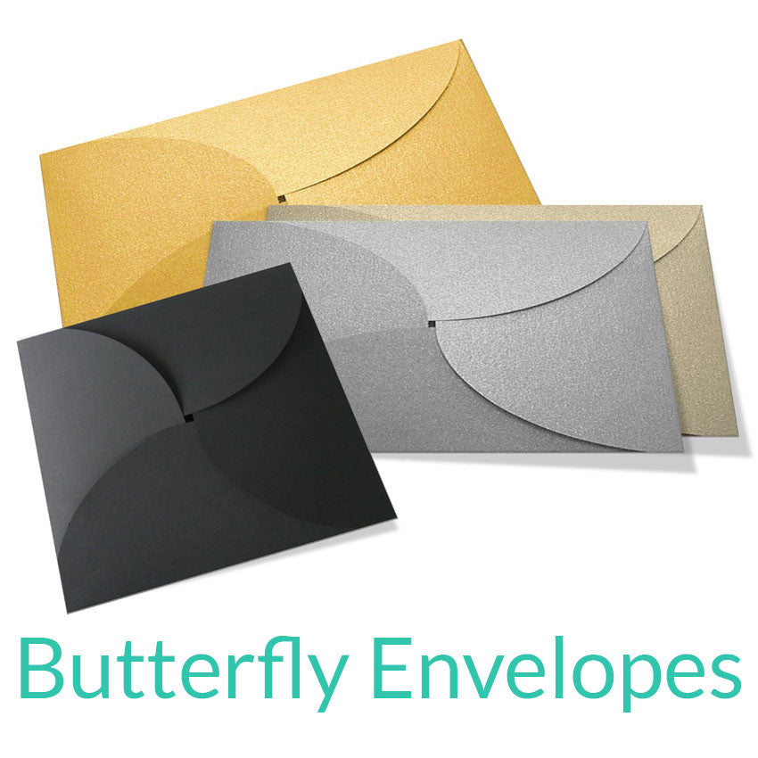Butterfly Envelopes