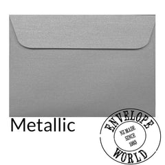Metallic; Galvanised