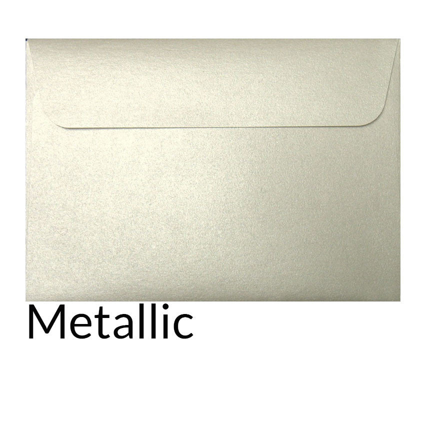 Metallic; Quartz