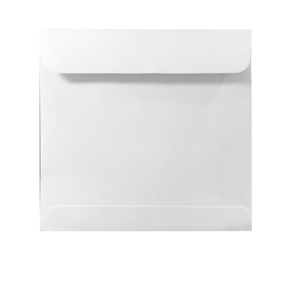 Essential White - 120x120mm (SQUARE)