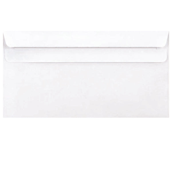 Essential White - 120x235mm (MAXPOP) Self-Seal - BOX