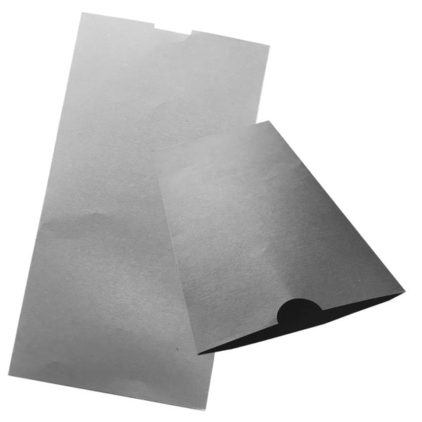 SLEEVE POCKET 100x209mm Metallic & Coloured