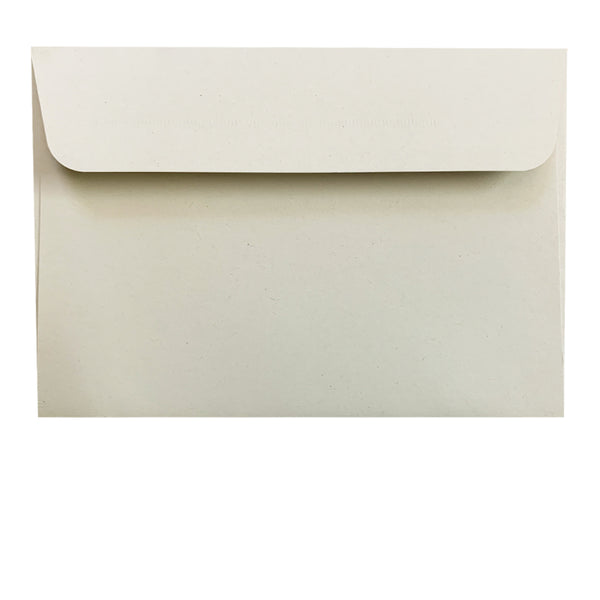 Barley - 114x162mm (C6) - Recycled Off-white.