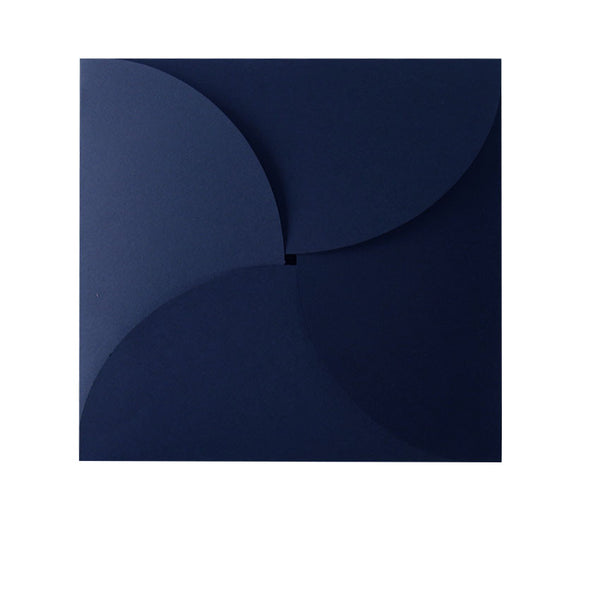 Navy - 120x120mm (BUTTERFLY)