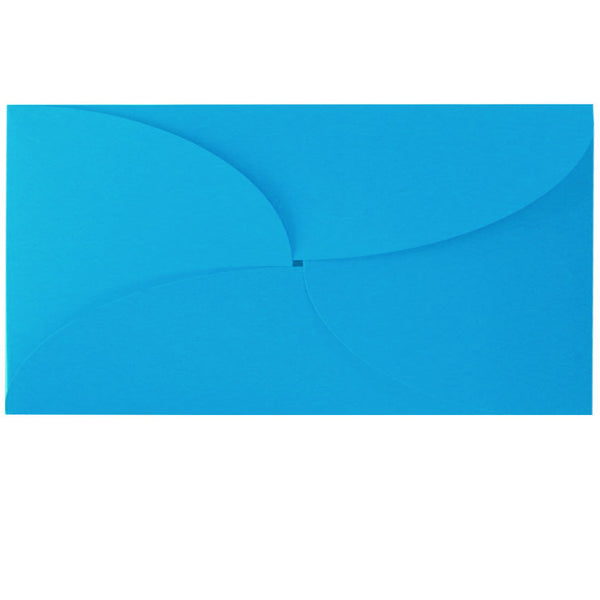 dle butterfly pale blue envelope