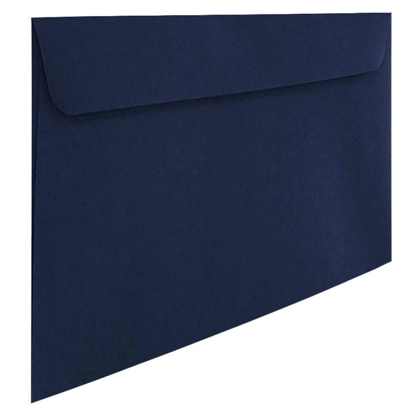 C4 navy envelope, fits A4 inserts, formal presentations