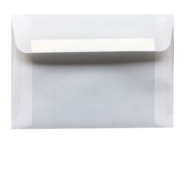 C6 clear envelope