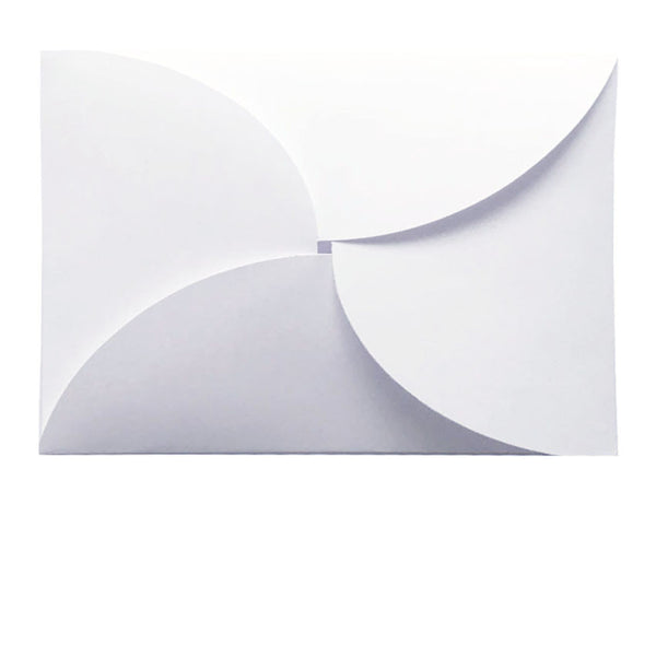 Pure White - 114x162mm (BUTTERFLY)