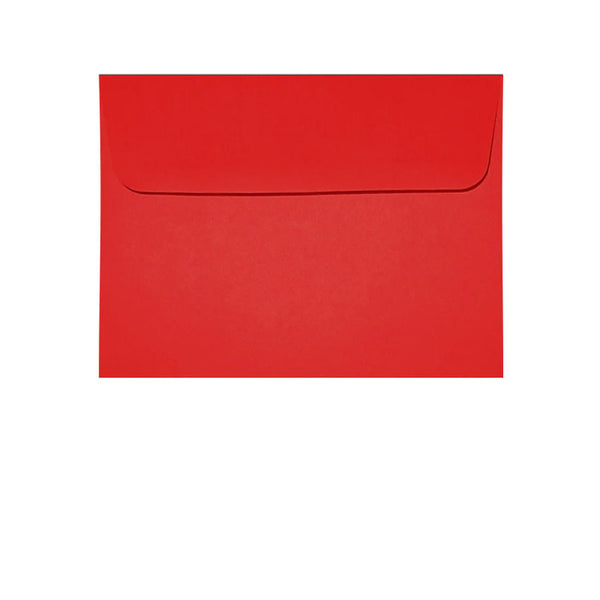small wallet bright red envelope
