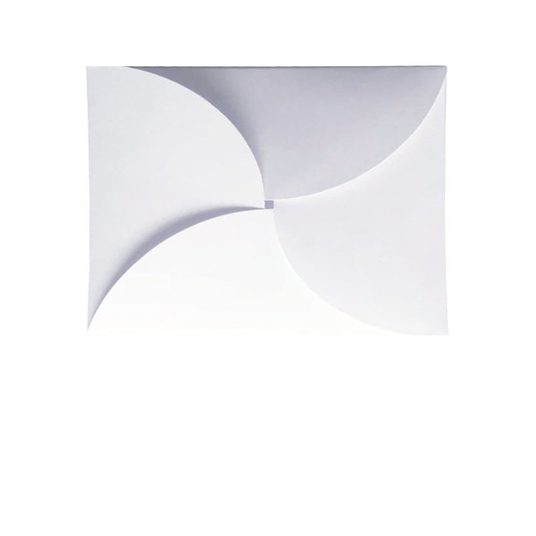 Pure White - 84x114mm (BUTTERFLY)
