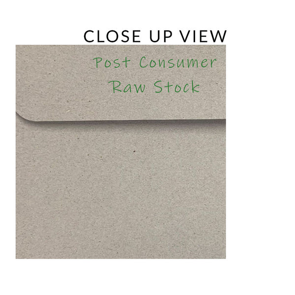 Concrete - 114x162mm (C6) - Post Consumer fiber stock