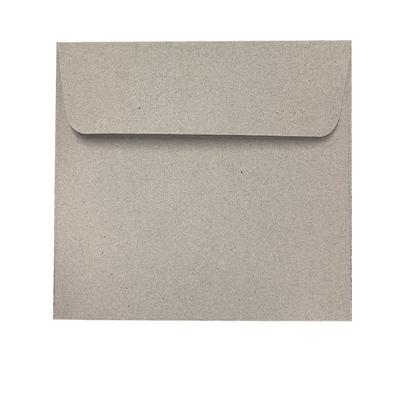 Concrete - 130x130mm (SQUARE) - Post Consumer fiber stock
