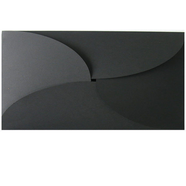 Pure Black - 114x210mm (BUTTERFLY)