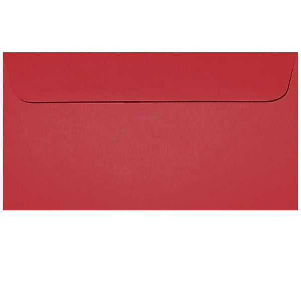 red dle envelope