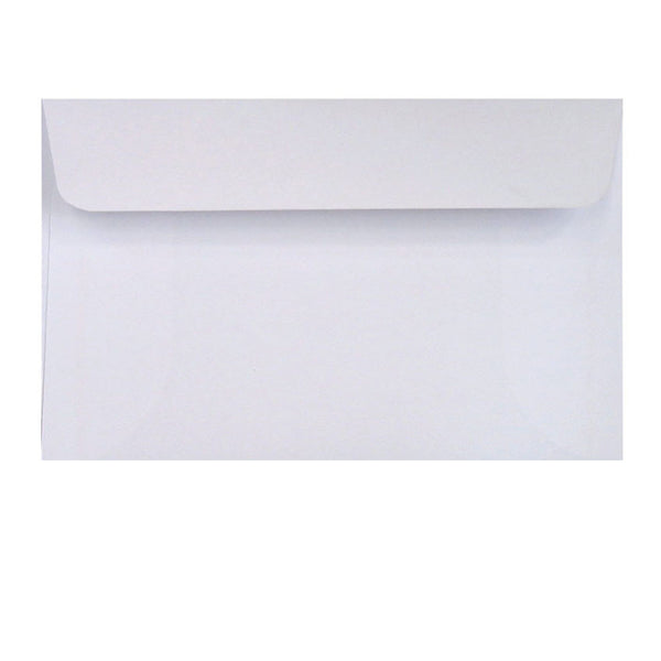 Pure White Envelopes - 135x185mm (USA A7)