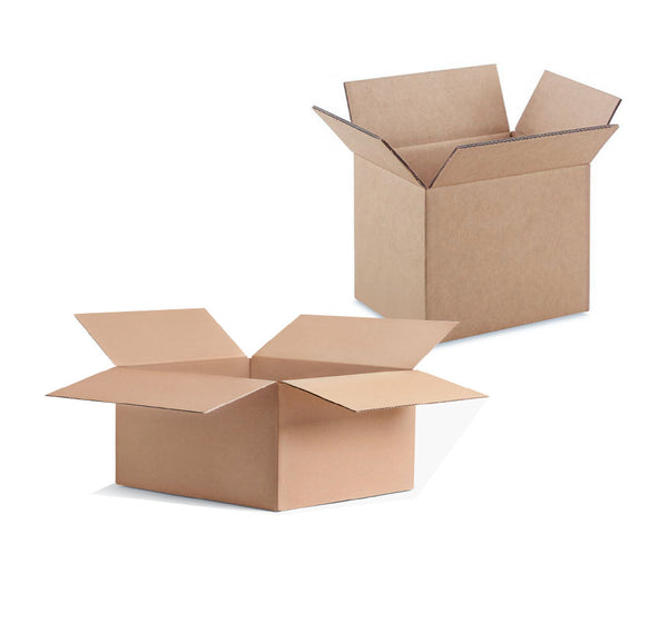 KRAFT BOXES - all sizes