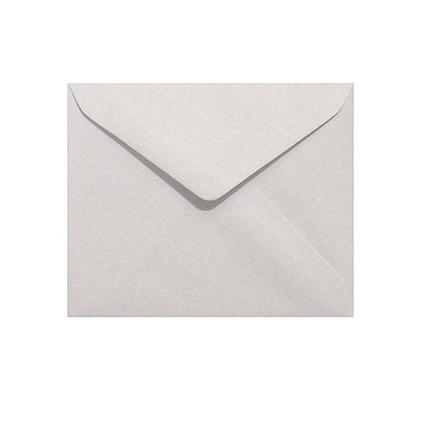 small white gift card envelope