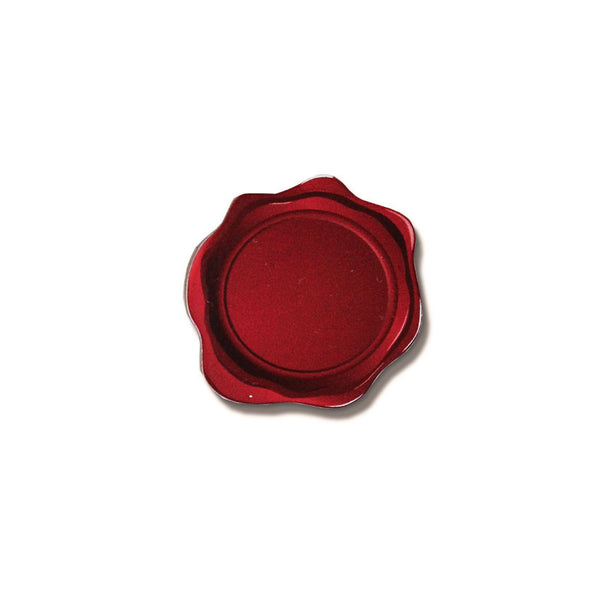 Red Wax Seal - 30mm round