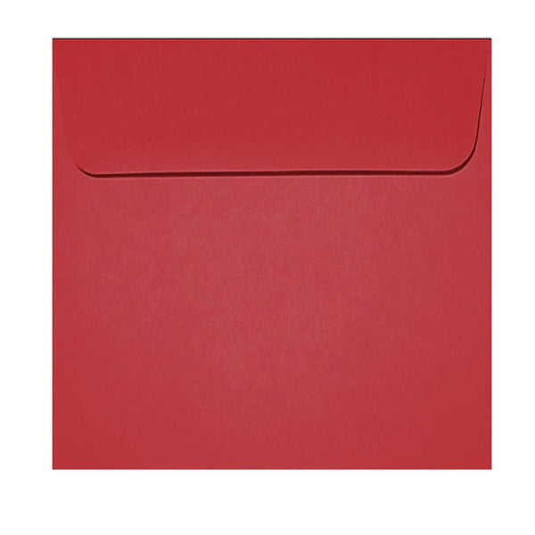 large square red envelope