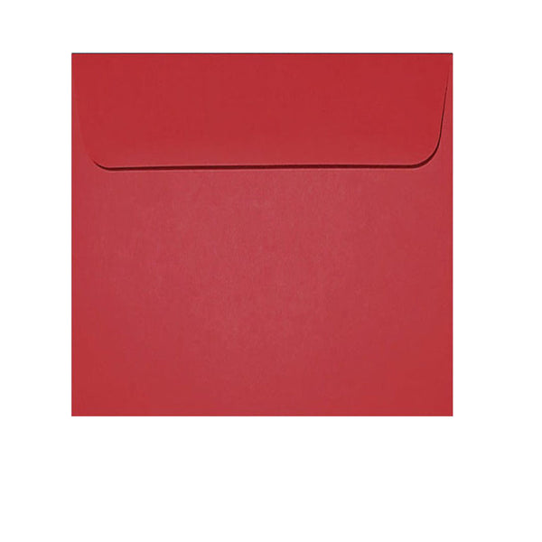 small square red envelope