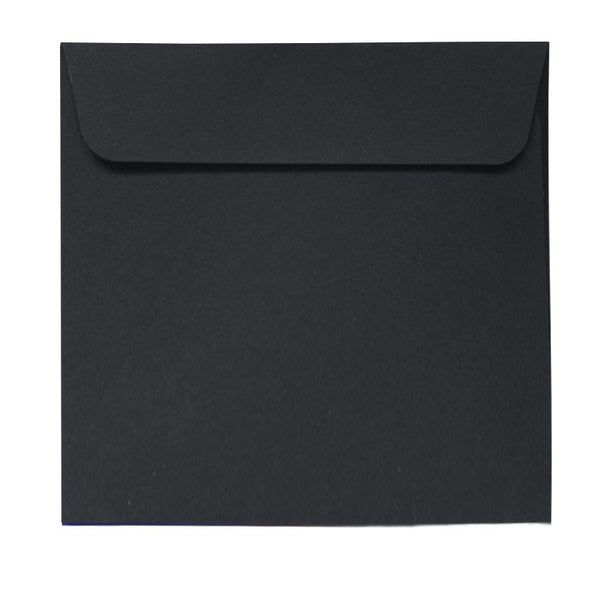 Pure Black - 150x150mm (SQUARE)