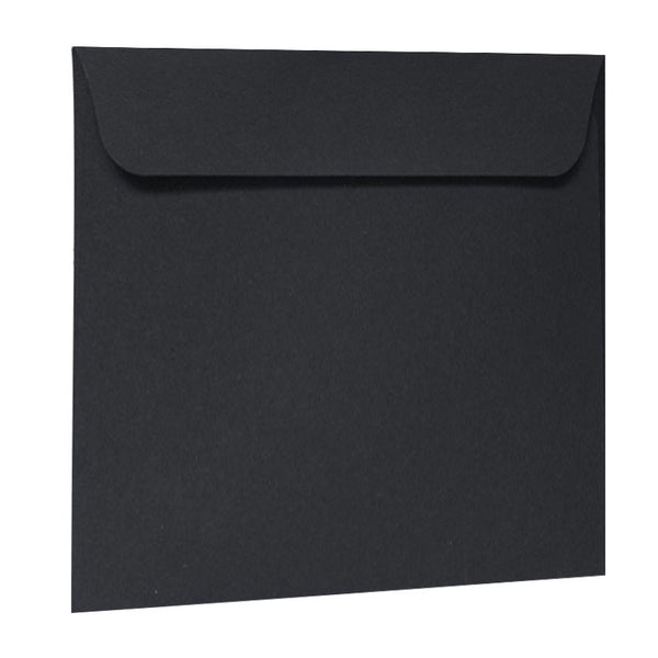 Pure Black - 215x215mm (SQUARE)