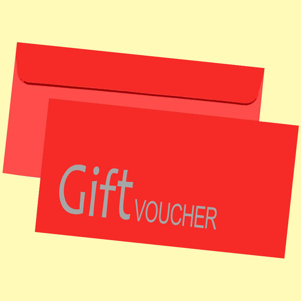 Gift Voucher - 114x225mm(DLE)