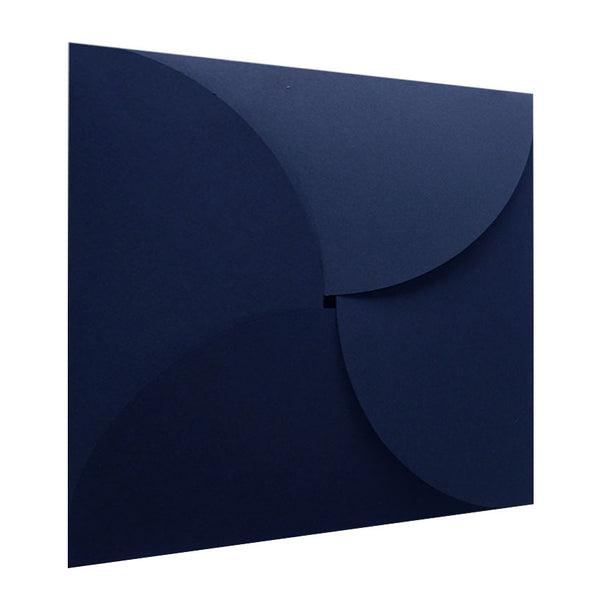 Navy - 215x215mm (BUTTERFLY)