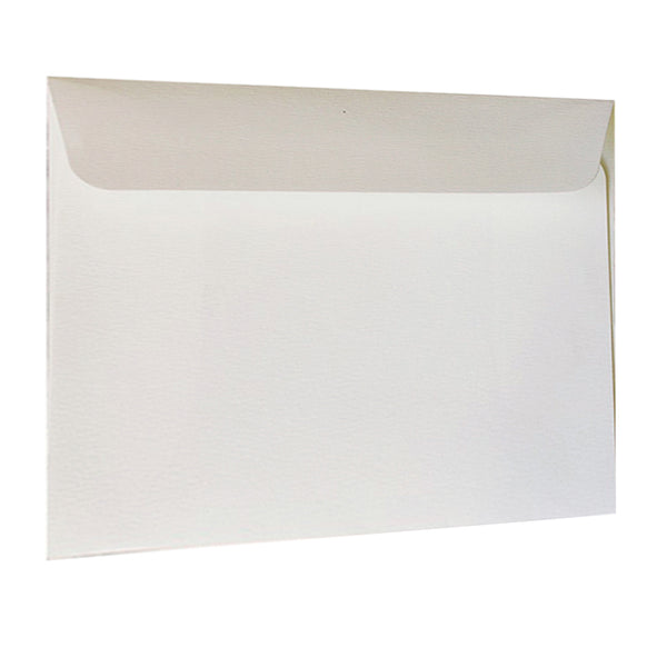 C5 natural textured envelope, fits A5 insert
