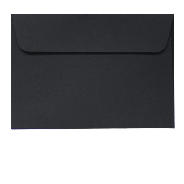 Pure Black - 120x180mm (STUBBIE)