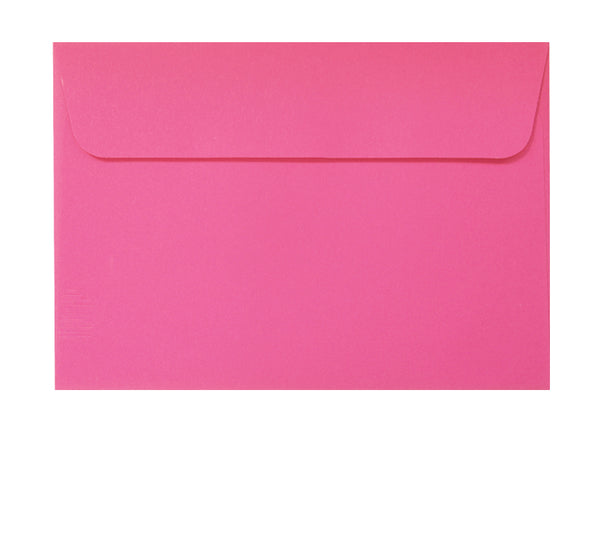Hot Pink - 114x162mm (C6)