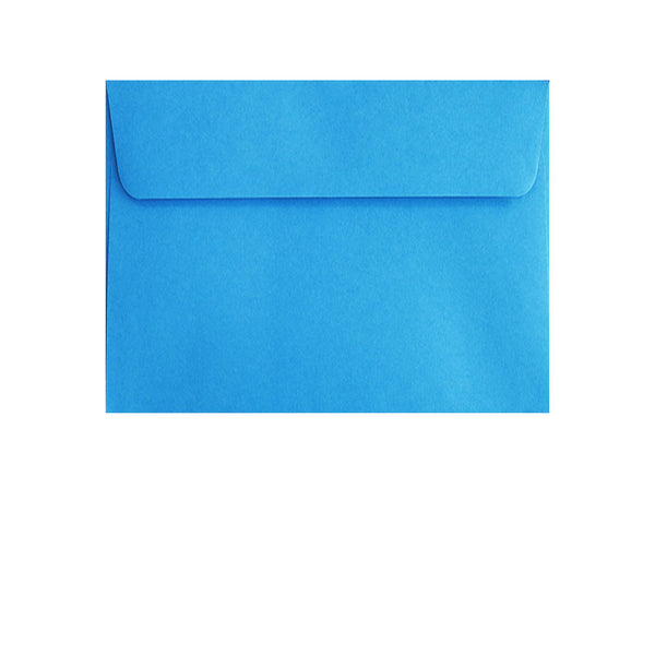 C7 pale blue envelope