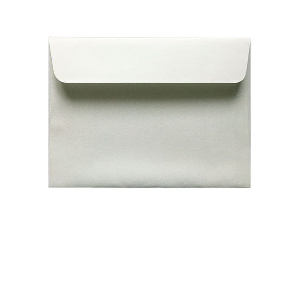 C7 white textured envelope