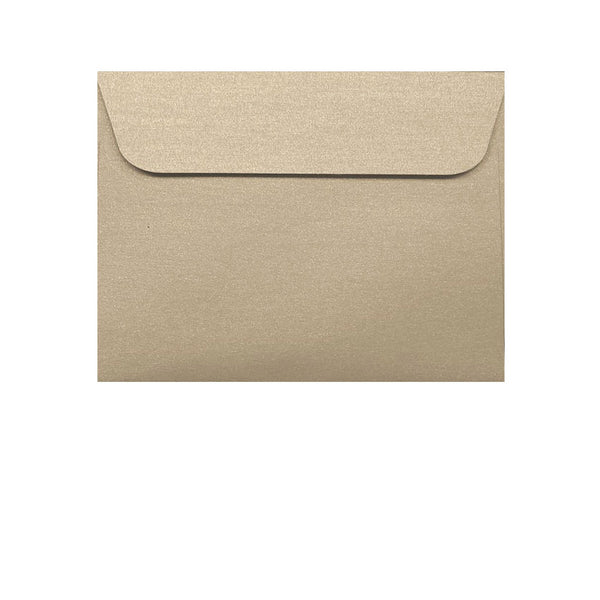 small gold metallic envelope