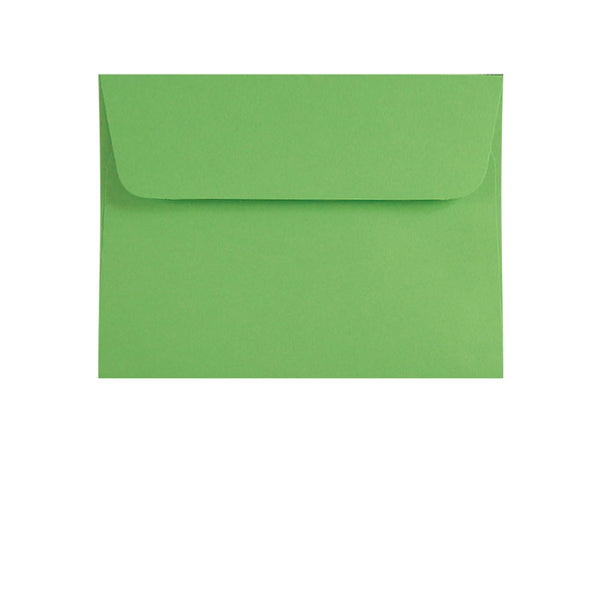 small wallet green envelope