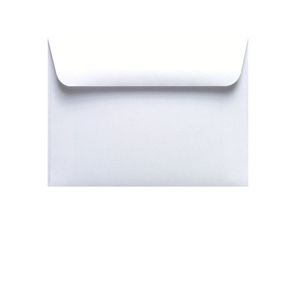 small white wallet envelope