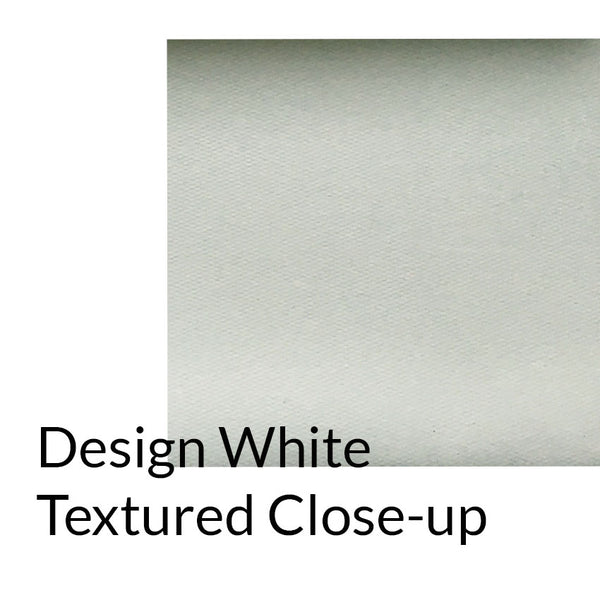 Design White - 120x180mm (STUBBIE) - Textured