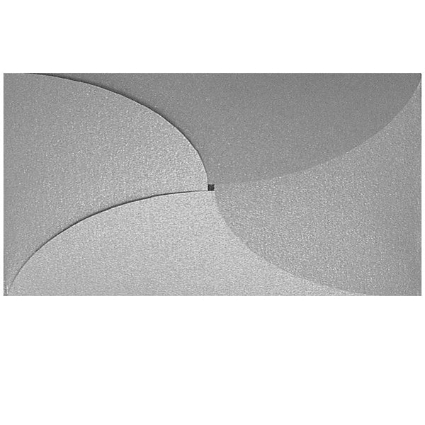 Galvanised - 114x210mm (BUTTERFLY)